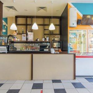 Купить готовый малый бизнес суши wok + кофейня  кафе в Москве в аренду ППА — продажа готового бизнеса